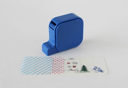 MTTC0012_Cutter décor blue